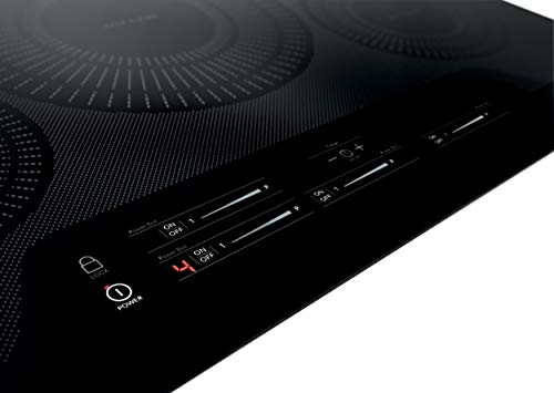 Frigidaire FGIC3066TB 30 Gallery Series Induction Cooktop with 4 Elements, in Black