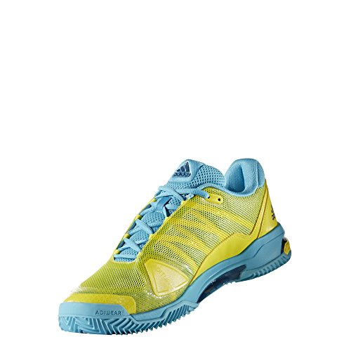 Adidas - BB3403 - Barricade Club - Zapatillas Tenis/Padel (43.5)