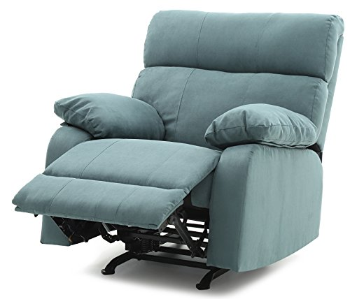 Rocker Recliner in Azure 801425