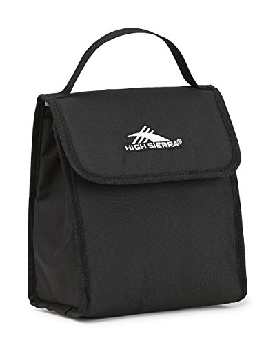 High Sierra Classic Lunch Kit, Black