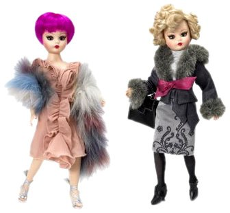 - Madame Alexander Dolls 10 inches  Boutique Shadow Cissette Couture Series Limited Edition Doll Closet Full Of Couture