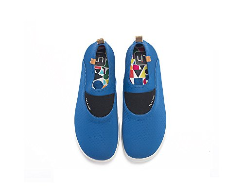 de de Bleu Chaussure des hommes Loafer Sintra de Lycra voyage UIN qxtXwPfx