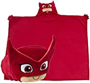 Comfy Critters Stuffed Animal Blanket – PJ Masks – Kids Huggable Pillow and Blanket Perfect for Pretend Play,