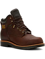 Chippewa Mens 6 Inch Lace Up Boot Waterproof