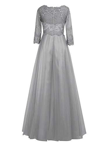 Dresstells Long Bridesmaid Dress Prom Evening Party Dress With Sleeves