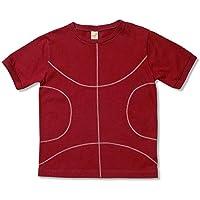 Camiseta Competição Vermelho Green - Infantil Menino