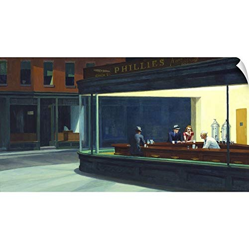 - CANVAS ON DEMAND Nighthawks, 1942