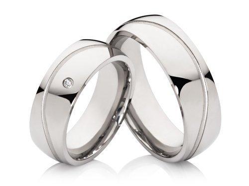 2 feudalesconstellation de alianzas y corazones Póster con anillos de compromiso anillos de alianzas con grabado
