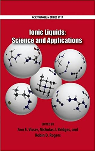 Ionic Liquids: Science and Applications