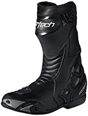 Able to endure the harshest conditions of the AMA Pro Racing schedule or keeping you comfortable on your local back roads all day. The vented Mycro Tech upper and Air Mesh lining keep you safe and cool while shock absorbing foam and a molded ...