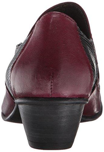 Women's Slip Navy Loafer V430 Wine Fidji On dqFEwdY