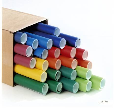 Packpapier 100x400 Uni