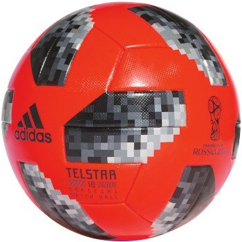 adidas World Cup 2018 Winter Omb Soccer Ball Pro Orange/Black