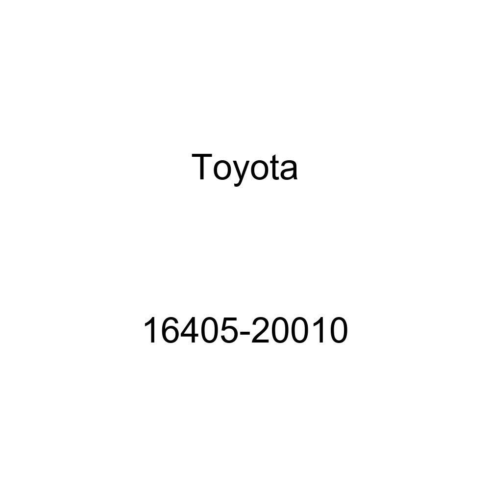 Toyota 16405-20010 Tank Cap Sub Assembly