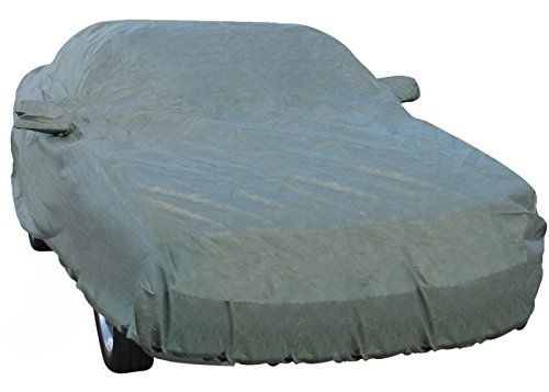 Leader Accessories Ford Mustang 1994-2004 Waterproof Custom Fit Car Cover Without Spoiler