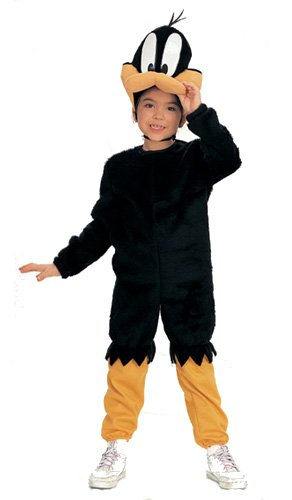 Daffy Duck Costume (Daffy Duck Toddler Costume by Rubie's)