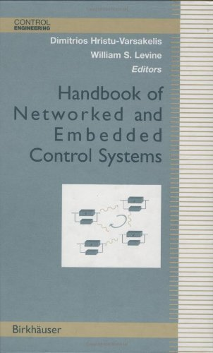Handbook of Networked and Embedded Control Systems (Control Engineering) 1st 2005. Corr. Edition by Alur, R. published by Birkhäuser Boston Hardcover