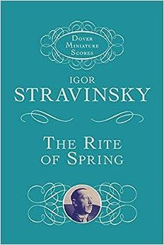 {* PDF *} The Rite Of Spring (Dover Miniature Music Scores). nuestra Pocos Solution Register Power Estonia Fecha
