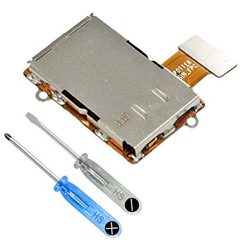 MMOBIEL Sim Reader Compatible with Motorola MotoG5 PlusXT1685 Tray Card Holder Slot Flex Replacement incl. Screwdriver