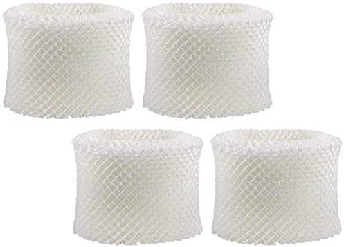 Sunbeam Nispira Humidifier Wick Filter Replacement Compatible with Holmes HWF75 HWF75CS HWF75PDQ-U Filter D Fits White Westinghouse 2 Packs