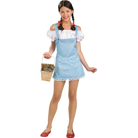 Wizard of Oz Dorothy Costume Teen (2)