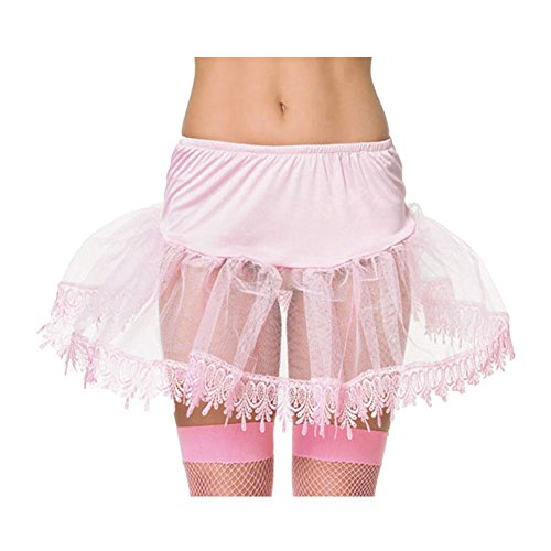 Teardrop Petticoat (Pink) Adult Accessory