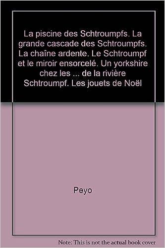 Les Schtroumpfs, Numéro 4 : La piscine des Schtroumpfs epub, pdf