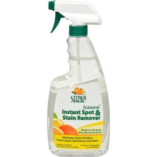 Citrus Magic Carpet - Trewax 614171764 Carpet & Upholstery Spot Stain Remover