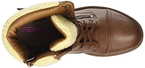 Dolcis Snow, Women's Chukka Boots Brown (Tan)