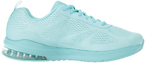 Snechers Sport Donna Skech Air Infinity Vivid Colore Sneaker, Menta