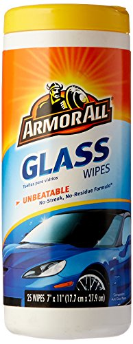 Armor All Glass Wipes wipes