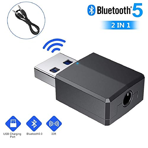 🥇 RMFC Adaptador Bluetooth USB
