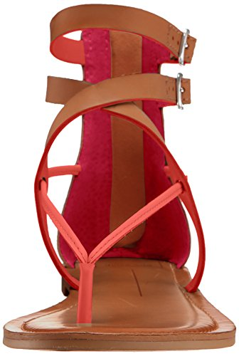 Orange Red Darrah Vita Women's Sandal Dolce Gladiator 8wgSnqP