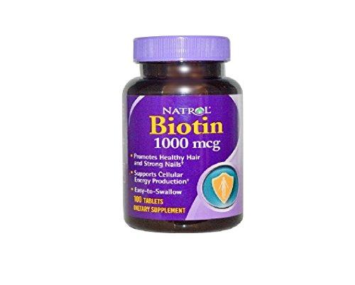 Biotin 1000 Mcg 100 Pack