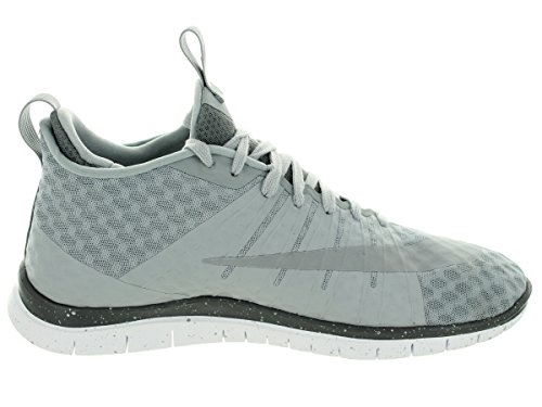 Nike Free Hypervenom 2 Mens Running Trainers 747139 Sneakers Scarpe Lupo Grigio / Wlf Gry / Cl Gry / Bianco