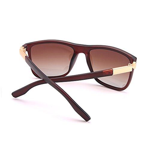 Protección A De para para Sol Mujer Polarizadas Hombre Aviator A Gafas UV 400 FxTB8w8