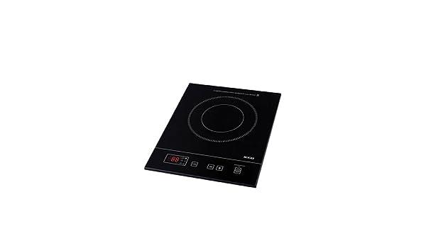 Sogo Cocina Inducción de 1 fuego 2000W: Amazon.es: Hogar