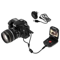 Adorama Aputure Gigtube, Digital Screen Remote Viewfinder for Nikon D90 Camera