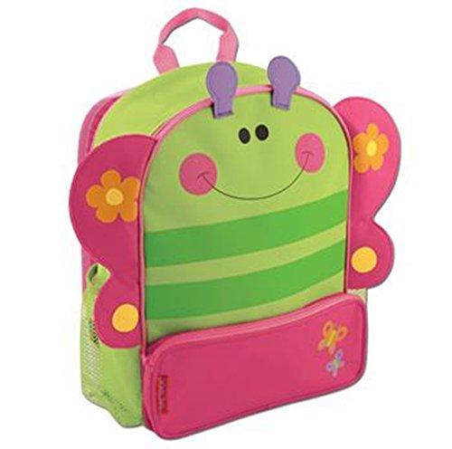 Stephen Joseph Sidekick Backpack, Butterfly