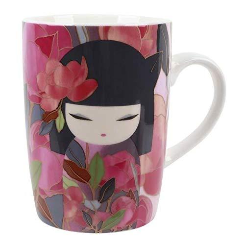 Kimmidoll New Bone China Mug Kazuko 'Harmony' 10cm
