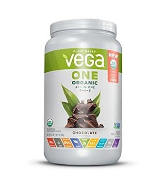 Vega One Organic Plant Protein Powder