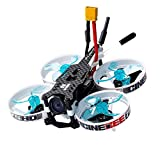 TANGON iFlight CineBee FPV Mini Drone Racing Tiny Whoop with 1080p 75HD Camera Micro Quadcopter,F4 Flight Mirco 12A 4 in 1 ESC Controller Frsky Compatible Receiver (E)