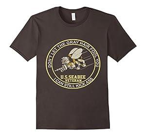 U.S Seabee Veteran Tshirt from Veteran Tshirt