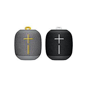 Ultimate Ears WONDERBOOM - Enceinte Bluetooth, Waterproof avec Connexion Double - Combo Noir et Gris 9