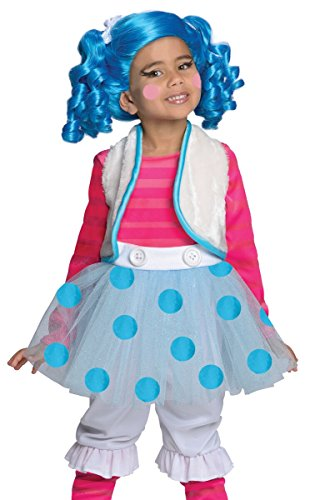 Rubies Girls Lalaloopsy Mittens Fluff N Stuff Halloween Costume Toddler]()