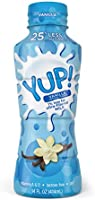 YUP! by fairlife Low Fat Ultra-Filtered Milk, Vanilla, 12 Count