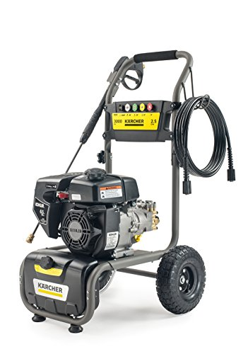 3000 psi gas power washer - 5