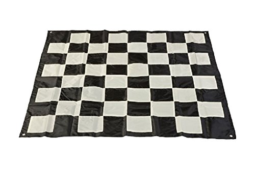 Uber Games Garden Chess Game Mat – Nylon