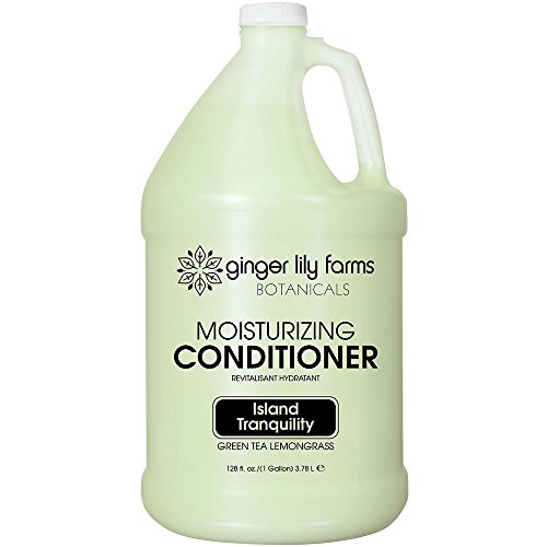 Botanicals Conditioner - Ginger Lily Farms Botanicals Island Tranquility Conditioner Gallon