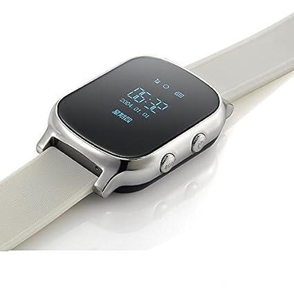 SMART Watch T58 GPS Tracker Smart Android Smart Watch tracker montre pour Alzheimer démence enfants enfant aux personnes âgées ...